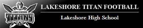 Lakeshore Titan Football