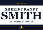 RE-ELECT Sheriff Randy Smith